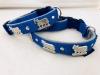 Appenzellerhalsband blau 03
