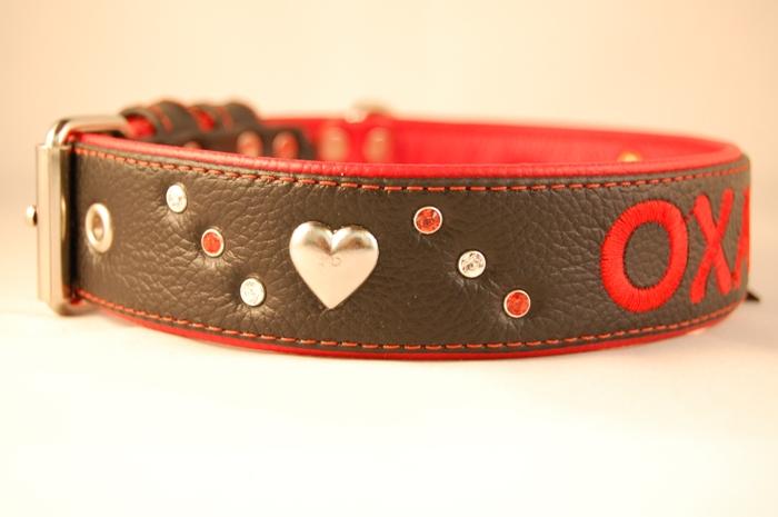 Hundehalsband Swarovski