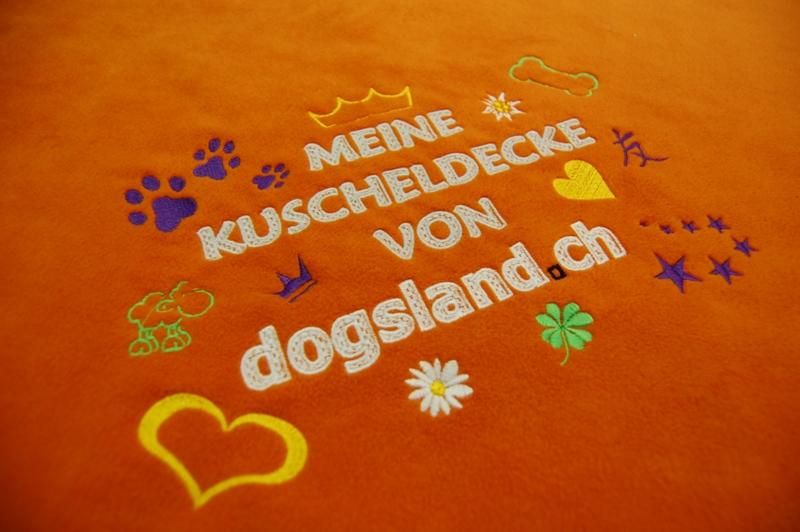 Hunde Kuscheldecke