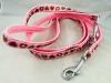 hundeleine-rosa
