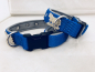 Mobile Preview: Appenzellerhalsband blau