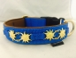 Preview: Hundehalsband Edelweiss Tracht